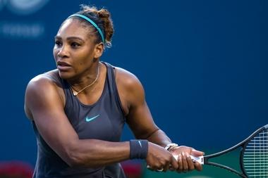 La tenista Serena Williams EFE/EPA/WARREN TODA/Archivo