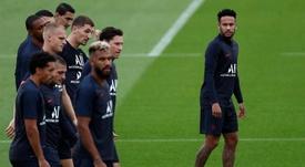 Um ofertão do Barça por Neymar. EFE/ Ian Langsdon