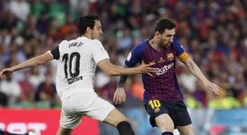Nuevo concurso sobre los derechos televisivos de la Copa del Rey. EFE