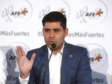 La AFE 1.107 firmas que piden elecciones deben ser validadas. EFE