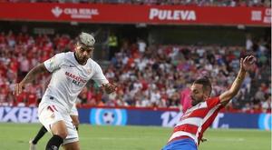 Banega has played 200 times for Sevilla. EFE