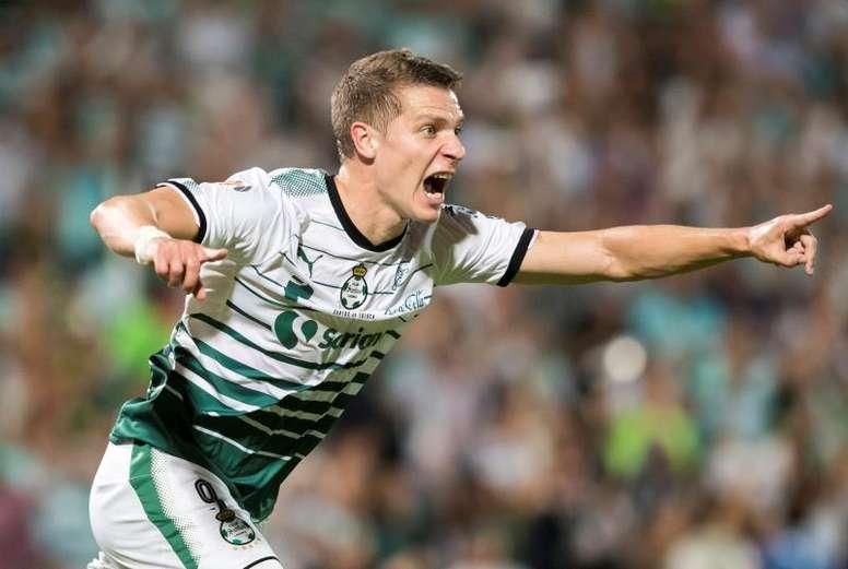 Santos Laguna apuesta por fusionar Liga MX y MLS. EFE