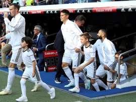 Cafú recommande James à Milan. EFE