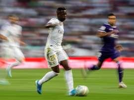Zaragoza - Real Madrid: onzes iniciais confirmados. EFE
