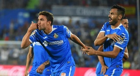Jaime Mata marcó al Athletic. EFE