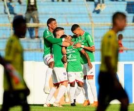 Marathón y Motagua salen victoriosos. EFE/José Valle