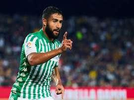 Fekir vivra son premier derby andalou le 10 novembre 2019. RealBetis