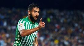 Fekir explains his move to Liverpool fell through. EFE