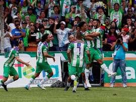Antigua se alza y ya es líder en Guatemala. EFE
