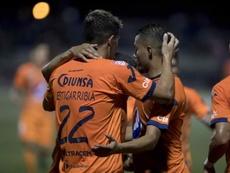 Motagua y Managua se jugarán los cuartos. EFE/Archivo