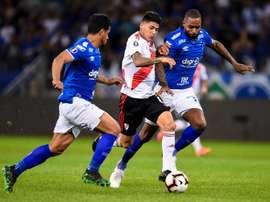 El 'Neymar colombiano' y el 'colchonero' Solano, en la lista de la Sub 23. EFE/Yuri Edmundo