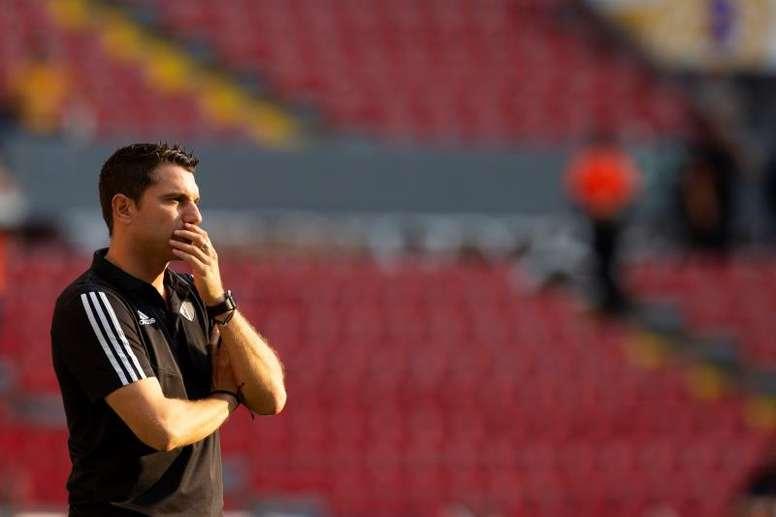 La derrota ante Toluca en la Copa MX, el detonante del adiós de Leandro Cufré. EFE