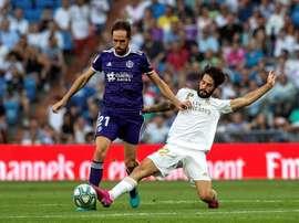 LaLiga: prováveis escalações de Valladolid e Real Madrid. EFE