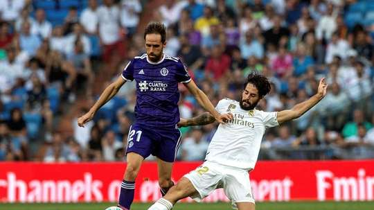Isco may not be moving to Sevilla. EFE