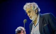 El tenor español Plácido Domingo este martes en Hungría. EFE/Tibor Rosta