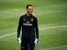 Navas could be heading to PSG very shortly. EFE