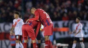 Cerro se duerme y cede un empate, Santaní vuelve a ganar. EFE
