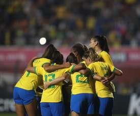Brasil golea a Argentina en un amistoso de cara a los Juegos Olímpicos. EFE