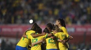 Brasil se prepara pensando nos Jogos Olímpicos de 2021 em Tóquio. EFE/Fernando Bizerra Jr/Arquivo