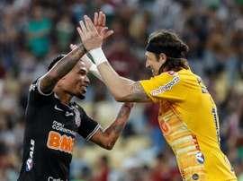 Corinthians vende  Júnior Urso ao Orlando City. EFE/Antonio Lacerda