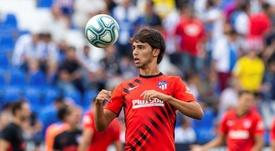 Diretor do Benfica conta sobre contratação de João Félix. EFE/Rodrigo Jimenez