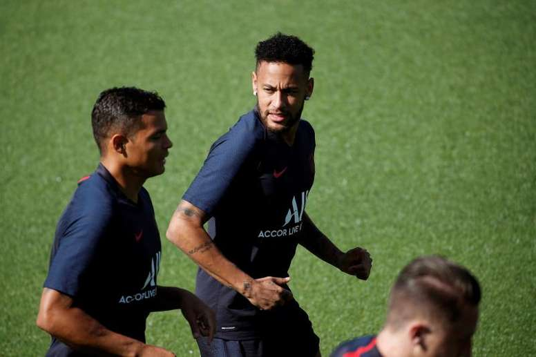Neymar will remain at PSG. EFE