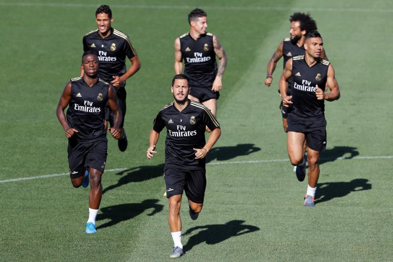 La liste du Real Madrid avec un grand absent — Ligue des champions