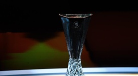 Europa League draw. EFE