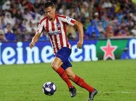 United quer Llorente. EFE/Gerardo Mora