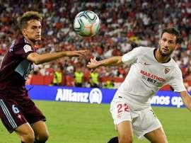 Denis Suárez a convaincu Rafinha de rejoindre le Celta. EFE