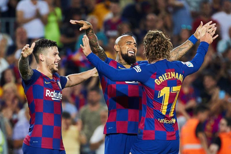 Arturo Vidal deja abierta la puerta a su salida del Barcelona