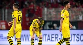 El Borussia perdió la condición de líder. EFE