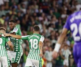 Loren is wanted by Lokomotiv Moscow after a great start to the season with Betis. EFE