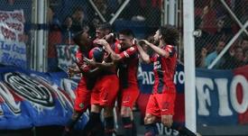 San Lorenzo rechaza una oferta por Herrera. EFE