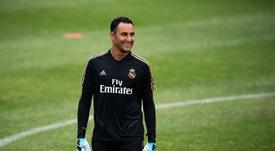 Navas garde un bon souvenir du Real Madrid. efe