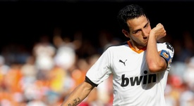 Parejo asked to forget winning problems. EFE