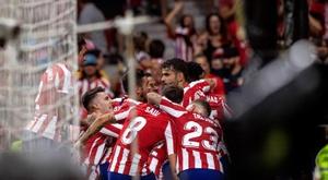 De la Ligue des Champions au derby : le mois qui attend l'Atlético. EFE