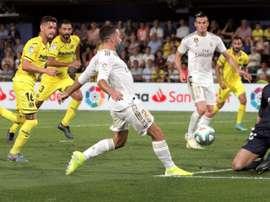 Zidane laisse Carvajal au repos à Madrid et se déplace avec Brahim et Courtois. EFE