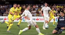 Les compos probables entre le Real Madrid et Villarreal. EFE