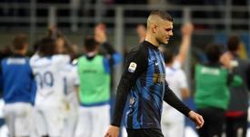 Gabriel Batistuta dijo no entender la salida de Mauro Icardi. EFE