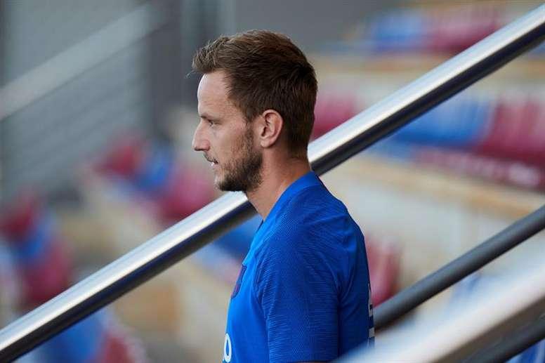 Rakitic abandonará el Barça. EFE