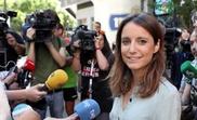 La delegada del área de Cultura, Turismo y Deporte del Ayuntamiento de Madrid, Andrea Levy. EFE/JJ Guillén/Archivo