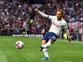 Inter bid for Eriksen. EFE/Archivo
