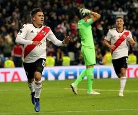L'Ajax attentif à la situation de Quintero. EFE