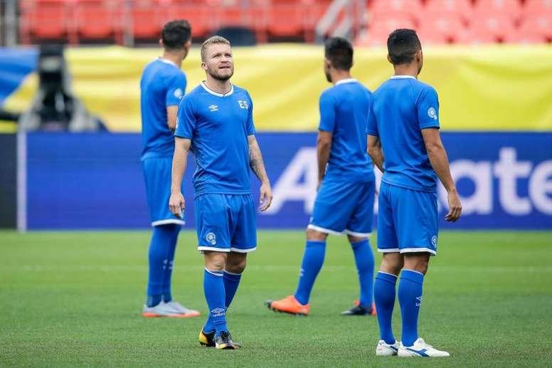 El Salvador espera estar en el Mundial de Catar 2022. EFE