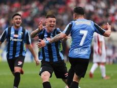 Liverpool ganó por penaltis el Torneo Intermedio. EFE