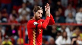 Ramos quiere ir a los Juegos. EFE