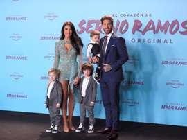 Ramos pourrait appeler son enfant Pokémon. EFE