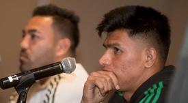Gallardo ve un abismo entre México y Argentina. EFE