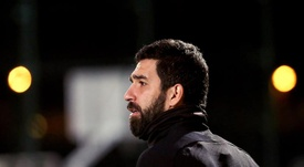 Arda Turan provoca un cisma en el Galatasaray. EFE/Archivo